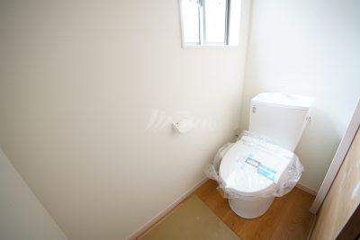 ウォシュレット付きトイレ(1号棟)