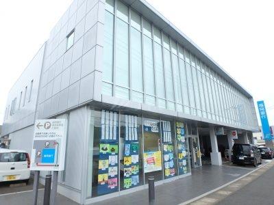 福岡銀行筑紫支店:徒歩10分(790m)