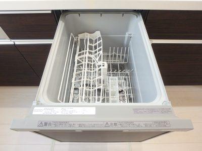 食器洗浄乾燥機つき。忙しい家事の手助けに(3号棟)同仕様