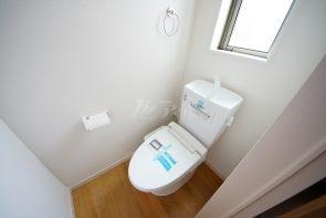 トイレは1.2階ともにございます(同仕様)