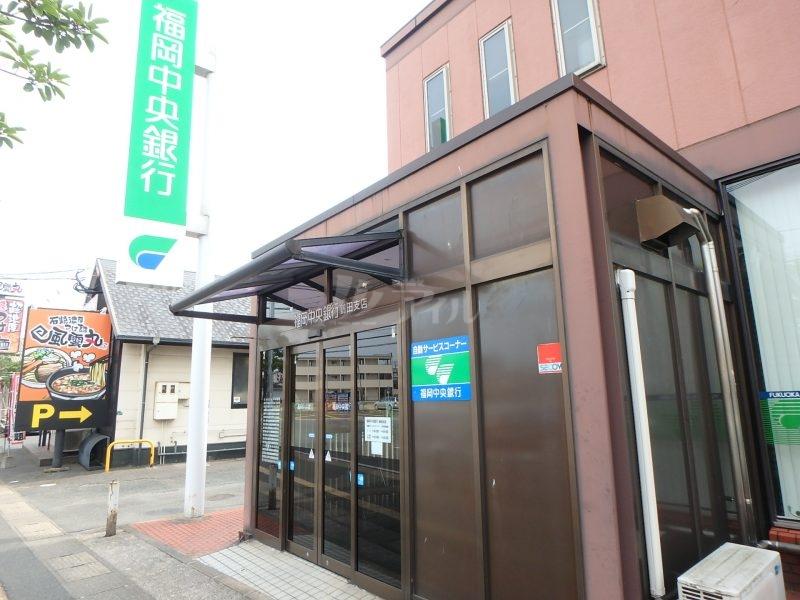 福岡中央銀行鶴田支店:徒歩20分(1565m)
