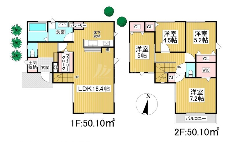 ◆KEIAI FiT 南区長住3期 全2棟(2021年10月完成予定)◆ 1号棟