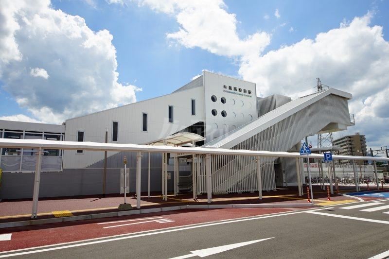 JR筑肥線「糸島高校」駅:徒歩5分(400m)