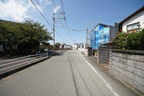 前面道路:南西側7.4m公道