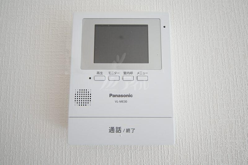 TVモニター付きインターホン(同仕様)