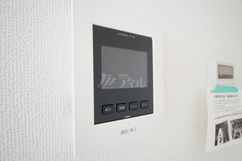 TVモニター付インターホン(同仕様)