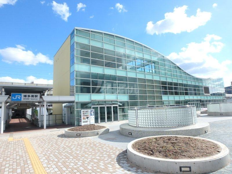 「博多南「駅:徒歩21分(1680m)